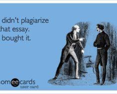 Plaga plagiatów