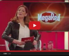 Katarzyna Dowbor wystąpiła w reklamie MegaRed