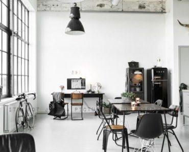 Biuro w stylu nowoczesnym