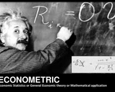 Ekonometria – ścisłowcy w mediach