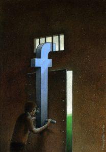 Czy Facebook przejmie cały internet