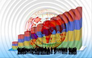 Domy mediowe interesują globalne statystyki. Źródło: Pixabay.com.