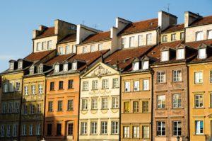 Mieszkania w Warszawie. Źródło: Pixabay.com.