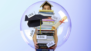 Kredyty studenckie. Źródło: Pixabay.com.