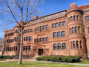 Harvard to najstarszy uniwersytet USA