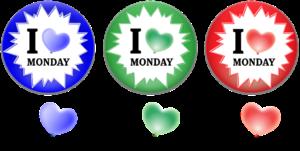 Pokochać poniedziałek - zmienia cały tydzień. Źródło: Pixabay.com.