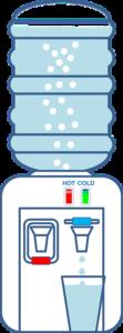 Stały dostęp do zimnej wody to wymóg prawny. Źródło: Pixabay.com.