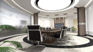 W przypadku oświetlenia w biurze styl może być mało ważny, ale jakość - nigdy. Źródło: Pixabay.com.