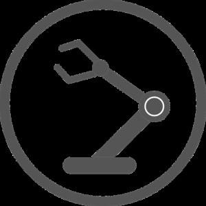 Ramię robota może nosić wielkie ciężary i się nie męczy, co wykorzystywane jest w coraz większym stopniu. Źródło: Pixabay.com.